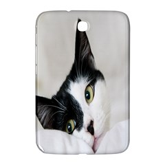 Cat Face Cute Black White Animals Samsung Galaxy Note 8 0 N5100 Hardshell Case