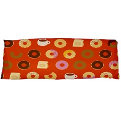 Coffee Donut Cakes Body Pillow Case (dakimakura)