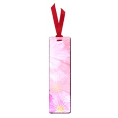 Cosmos Flower Floral Sunflower Star Pink Frame Small Book Marks