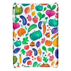 Pattern Autumn White Apple Ipad Mini Hardshell Case