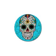 Sugar Skull New 2015 Golf Ball Marker (10 Pack)