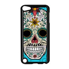 Sugar Skull New 2015 Apple Ipod Touch 5 Case (black)