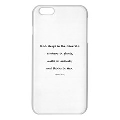 Inspirational Quote (arthur Young) Iphone 6 Plus/6s Plus Tpu Case