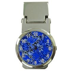 Wet Plastic, Blue Money Clip Watches