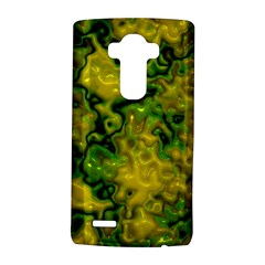 Wet Plastic, Yellow Lg G4 Hardshell Case