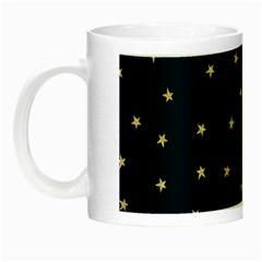 Navy/gold Stars Night Luminous Mugs
