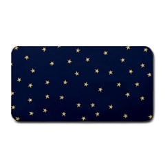 Navy/gold Stars Medium Bar Mats