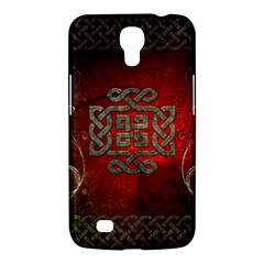 The Celtic Knot With Floral Elements Samsung Galaxy Mega 6 3  I9200 Hardshell Case