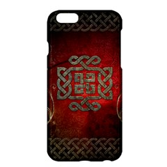 The Celtic Knot With Floral Elements Apple Iphone 6 Plus/6s Plus Hardshell Case
