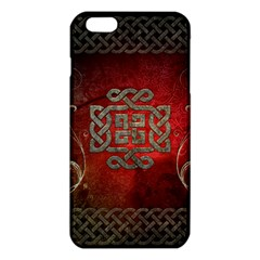 The Celtic Knot With Floral Elements Iphone 6 Plus/6s Plus Tpu Case