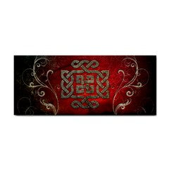 The Celtic Knot With Floral Elements Hand Towel