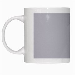 Grey Harbour Mist   Spring 2018 London Fashion Trends White Mugs