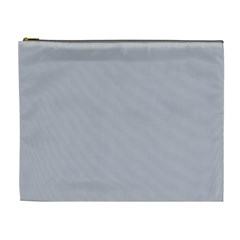 Grey Harbour Mist   Spring 2018 London Fashion Trends Cosmetic Bag (xl)