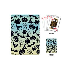 Spooky Halloween Playing Cards (mini)