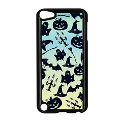 Spooky Halloween Apple Ipod Touch 5 Case (black)
