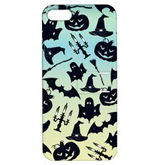 Spooky Halloween Apple Iphone 5 Hardshell Case With Stand