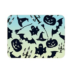Spooky Halloween Double Sided Flano Blanket (mini)