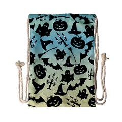 Spooky Halloween Drawstring Bag (small)