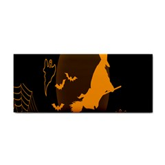 Day Hallowiin Ghost Bat Cobwebs Full Moon Spider Cosmetic Storage Cases