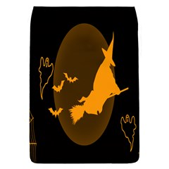 Day Hallowiin Ghost Bat Cobwebs Full Moon Spider Flap Covers (l)