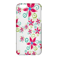 Flower Beauty Sexy Rainbow Sunflower Pink Green Blue Apple Iphone 6 Plus/6s Plus Hardshell Case