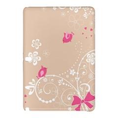 Flower Bird Love Pink Heart Valentine Animals Star Samsung Galaxy Tab Pro 12 2 Hardshell Case