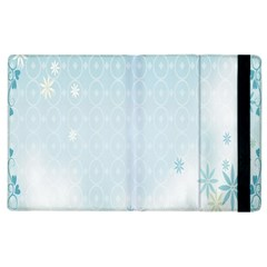 Flower Blue Polka Plaid Sexy Star Love Heart Apple Ipad 2 Flip Case