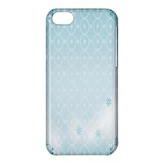 Flower Blue Polka Plaid Sexy Star Love Heart Apple Iphone 5c Hardshell Case