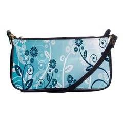 Flower Blue River Star Sunflower Shoulder Clutch Bags