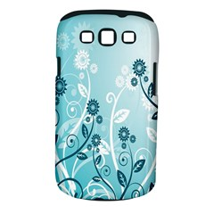 Flower Blue River Star Sunflower Samsung Galaxy S Iii Classic Hardshell Case (pc+silicone)