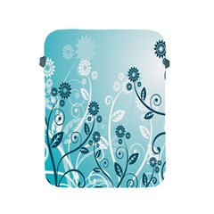 Flower Blue River Star Sunflower Apple Ipad 2/3/4 Protective Soft Cases