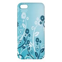 Flower Blue River Star Sunflower Iphone 5s/ Se Premium Hardshell Case