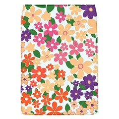 Flower Floral Rainbow Rose Flap Covers (s)