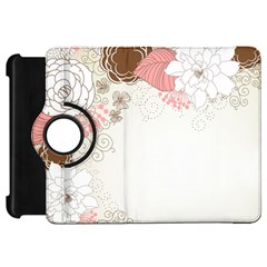 Flower Floral Rose Sunflower Star Sexy Pink Kindle Fire Hd 7