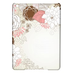 Flower Floral Rose Sunflower Star Sexy Pink Ipad Air Hardshell Cases