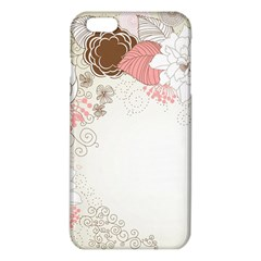 Flower Floral Rose Sunflower Star Sexy Pink Iphone 6 Plus/6s Plus Tpu Case