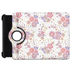 Flower Floral Sunflower Rose Purple Red Star Kindle Fire Hd 7