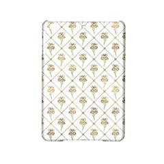 Flower Leaf Gold Ipad Mini 2 Hardshell Cases