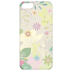 Flower Rainbow Star Floral Sexy Purple Green Yellow White Rose Apple Iphone 5 Classic Hardshell Case
