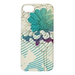 Flower Rose Purple Sunflower Lotus Apple Iphone 5s/ Se Hardshell Case