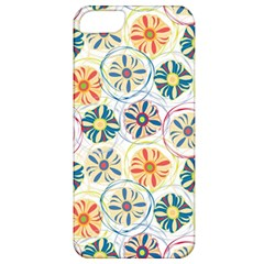 Flower Rainbow Fan Sunflower Circle Sexy Apple Iphone 5 Classic Hardshell Case
