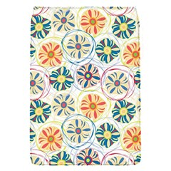 Flower Rainbow Fan Sunflower Circle Sexy Flap Covers (s)