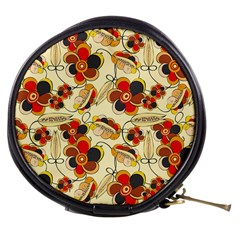 Flower Seed Rainbow Rose Mini Makeup Bags