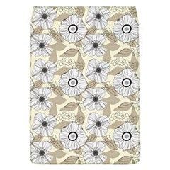 Flower Rose Sunflower Gray Star Flap Covers (l)