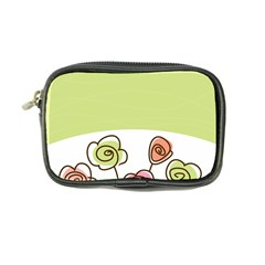 Flower Simple Green Rose Sunflower Sexy Coin Purse