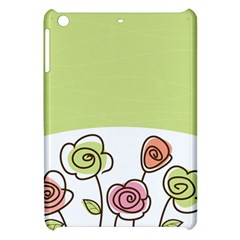 Flower Simple Green Rose Sunflower Sexy Apple Ipad Mini Hardshell Case