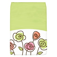 Flower Simple Green Rose Sunflower Sexy Flap Covers (s)