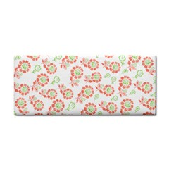 Flower Rose Red Green Sunflower Star Cosmetic Storage Cases