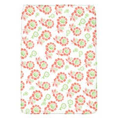 Flower Rose Red Green Sunflower Star Flap Covers (s)