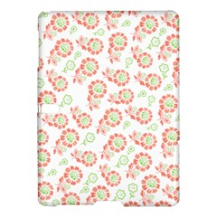 Flower Rose Red Green Sunflower Star Samsung Galaxy Tab S (10 5 ) Hardshell Case